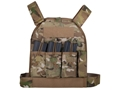 Product detail of US Palm AR-15 Defender Series Soft Body Armor Level IIIA Front and Back Panels 500d Cordura Nylon