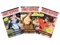 David Kenik Video &quot;Armed Response: 3 Disk Set&quot; DVD