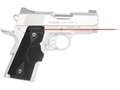 Crimson Trace Lasergrips 1911 Officer Polymer