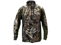 Drake Men's EST Base Layer Shirt Long Sleeve Polyester Realtree Max-5 Camo