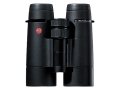 Leica Ultravid HD Binocular 7x 42mm Roof Prism Rubber Armored Black