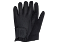 Bob Allen Shotgunner Shooting Gloves Mesh Back Synthetic Suede Black XL