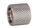 "Yankee Hill Machine Barrel Thread Protector Cap 1/2""-28 Standard Barrel Stainless Steel"
