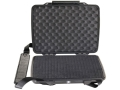 "Pelican 1075 HardBack Tablet and Netbook Case with Pick-N-Pluck Foam and Carry Strap 10"" Polymer Black"