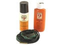 Hoppe&#39;s BoreSnake Soft-Sided Rifle Cleaning Kit 22 Caliber