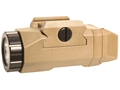 Inforce APL Tactical Weaponlight LED with 1 CR123A Battery Fiber Composite Flat Dark Earth