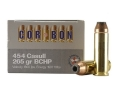 Cor-Bon Hunter Ammunition 454 Casull 265 Grain Bonded Core Hollow Point Box of 20
