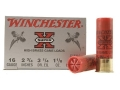 "Winchester Super-X High Brass Ammunition 16 Gauge 2-3/4"" 1-1/8 oz #4 Shot Box of 25"