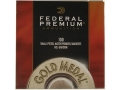 Federal Premium Gold Medal Small Pistol Match Primers #100M Case of 5000 (5 Boxes of 1000)