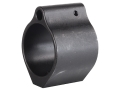 "DoubleStar Low Profile Gas Block AR-15, LR-308 Bull Barrel .936"" Inside Diameter Steel Matte"