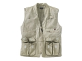Woolrich Elite Vest Cotton Canvas