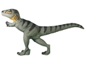 Rinehart Velociraptor Dinosaur 3-D Foam Archery Target