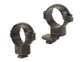 Leupold 1&quot; Dual-Dovetail Rings Extended Front Matte High