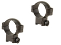 Leupold 30mm Ring Mounts Sako Matte High