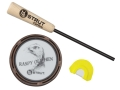 H.S. Strut Raspy Old Hen Glass with Diaphragm Turkey Call Pack