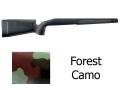 McMillan A-3 Rifle Stock Remington 700 BDL Long Action Varmint Barrel Channel Fiberglass Semi-Inletted