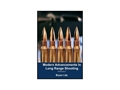"Applied Ballistics ""Modern Advancements in Long Range Shooting Volume 1"" Book by Bryan Litz"