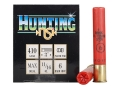 "NobelSport Hunting Ammunition 410 Bore 3"" 11/16 oz #6 Shot Box of 25"