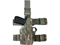 Military Surplus Thigh Holster Right Hand Beretta M9, 92F Nylon