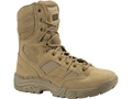 "5.11 Taclite 8"" Uninsulated Tactical Boots Leather and Nylon Coyote Men's"