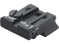 LPA TPU Adjustable Rear Sight S&W SW99, Walther P22, P99 Steel Blue