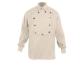 "WahMaker Cavalry Bib Shirt Long Sleeve Cotton Natural Large (44"")"