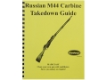 Radocy Takedown Guide &quot;Russian M44 Carbine&quot;