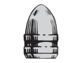 Saeco 4-Cavity Bullet Mold #265 45 Caliber (452 Diameter) 210 Grain Round Nose Wadcutter