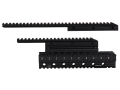 UTG Pro Picatinny-Style Quad Rail Hanguard Saiga 12 Gauge Matte