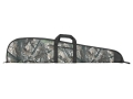 "Allen 46"" Never Summer Scoped Rifle Gun Case Nylon Snow Camo"
