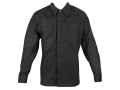 5.11 TDU Shirt Long Sleeve Ripstop Cotton Polyester Blend