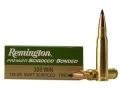 Product detail of Remington Premier Ammunition 308 Winchester 165 Grain Swift Scirocco Polymer Tip Box of 20