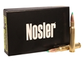 Nosler BT Ammunition 30-06 Springfield 125 Grain Ballistic Tip Box of 20
