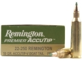 Product detail of Remington Premier Varmint Ammunition 22-250 Remington 50 Grain AccuTip Boat Tail Box of 20