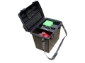 "MTM Sportsman Plus Utility Dry Box 18"" x 13"" x 15"" Black"