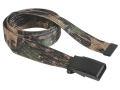 "Product detail of The Outdoor Connection MaxBelt Belt 1-1/4"" Black Brass Buckle Nylon"