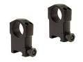 Leupold 1&quot; Mark 4 Picatinny-Style Rings Matte Super-High Aluminum