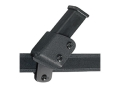 "Safariland 773 Magazine Pouch Adjustable 1-1/2"" Belt Loop Right Hand 1911, Ruger P90, Sig Sauer P220, S&W 1006 Tactical Laminate Black"