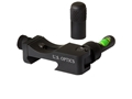Product detail of U.S. Optics Anti-Cant Device Picatinny and Weaver Style Bases Swivel Matte