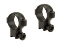Burris 1&quot; Deluxe Rings 22 Rimfire Steel Matte High