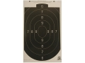 NRA Official Action Pistol Target B-24 50&#39; Paper Package of 100