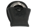 Product detail of BlackHawk Open Handcuff Case for Vertical and Horizontal Shoulder Holster Nylon Black