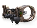 "TRUGLO TSX Pro Micro 5 Light 5-Pin Bow Sight .019"" Diameter Pin Aluminum Realtree AP HD Camo"