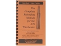 Loadbooks USA &quot;270 Winchester&quot; Reloading Manual