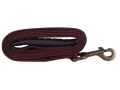 Mud River Hatch Dog Leash Nylon and Rubber