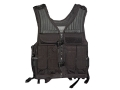 BLACKHAWK! Omega Elite Tactical Vest Ambidextrous Nylon Black