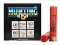 NobelSport Hunting Ammunition 410 Bore 2-1/2&quot; 1/2 oz #6 Shot Box of 25