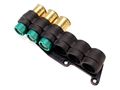 Mesa Tactical Sureshell Shotshell Ammunition Carrier 12 Gauge Remington 870, 1100, 11-87 6-Round Polymer Black