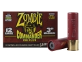 Lightfield Zombie Commander Ammunition 12 Gauge 3&quot; 1-3/8 oz Sabot Slug Box of 5