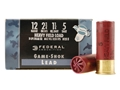"Product detail of Federal Game-Shok Heavy Field Load Ammunition 12 Gauge 2-3/4"" 1-1/4 oz #5 Shot Box of 25"